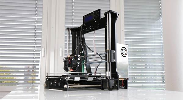 3D-Drucker bauen