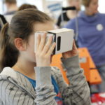 School Maker Days VR-Brille