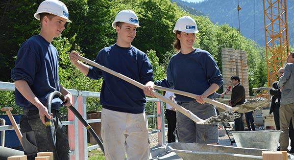 Schalungs- und Betonbau